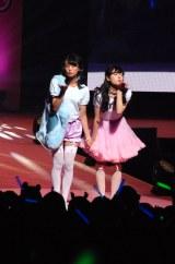 『Seventeen夏の学園祭 2015』ファッションショーの模様 (C)ORICON NewS inc.