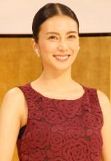 2017年度の大河ドラマの主人公を演じることが発表された柴咲コウ (C)ORICON NewS inc.