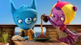 『Amazonプライム・ビデオ』で配信予定の子供向けテレビ番組『タンブルリーフ』