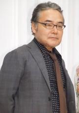 舞台『青い瞳』製作発表会に出席した岩松了 (C)ORICON NewS inc.
