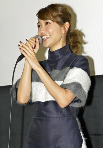 大島優子、主演映画初日に感慨「ここから見える風景はいい」