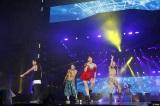TRF(左から)SAM、ETSU、YU-KI、CHIHARU