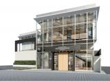 9月20日にオープンするユナイテッドアローズ グリーン レーベル リラクシング初の旗艦店イメージ