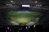 東京ドームで行われた『第1回AKB48グループ対抗大運動会』(C)AKS