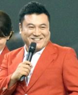 4万5000人の観客に大歓声で祝福されたアンタッチャブルの山崎弘也(C)ORICON NewS inc.