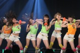 SKE48卒業公演でハツラツとパフォーマンスした松井玲奈(C)AKS