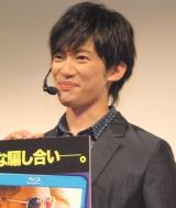 『フォーカス』ブルーレイ&DVDリリース記念・特別試写会に出席したDaiGo (C)ORICON NewS inc.