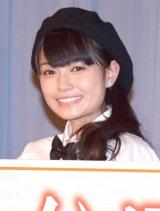「夢は武道館のワンマンライブ」と目標を掲げた滝口ひかり (C)ORICON NewS inc.