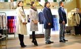 新ブランド「マッキントッシュ・ロンドン」の特設売り場がオープン(東京・日本橋三越本店1階) オープニングセレモニーの様子 (C)oricon ME inc.