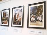 英国発の新ブランド「マッキントッシュ・ロンドン」の特設売り場がオープン(東京・日本橋三越本店1階) 本家ブランドの歴史を振り返るアーカイブ展示も (C)oricon ME inc.