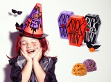 「大人かわいい」がテーマのハロウィン限定のスイーツ『ハロウィンショコラ』