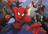 テレビ東京系で放送中のアニメ『アルティメット・スパイダーマン ウェブ・ウォーリアーズ』(C)2014 MARVEL
