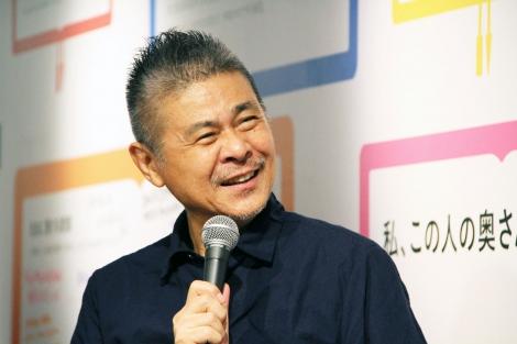 『ほぼ日手帳2016』発売を記念して、松本隆と共にトークイベントを行った糸井重里