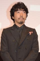 映画『ピースオブケイク』初日舞台あいさつに出席した柄本佑 (C)ORICON NewS inc.
