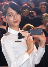 映画『ピクセル』特別企画イベントに登場した佐藤かよ (C)ORICON NewS inc.
