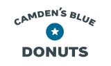 CAMDEN'S BLUE ☆ DONUTSロゴ
