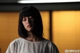 フジテレビ系ドラマ『探偵の探偵』でDV被害者・市村凜を演じる門脇麦。9月17日放送の最終回では豹変した姿を見せる
