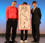 野性爆弾の20周年ライブで川島邦裕から改名した(左)と相方のロッシー(右) (C)ORICON NewS inc.