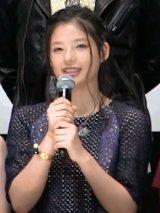 舞台あいさつに出席したE-girls・石井杏奈 (C)ORICON NewS inc.