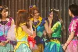 NMB48からの卒業を発表した小谷里歩=NMB48チームN『ここにだって天使はいる』公演(C)NMB48