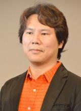 舞台『バイオハザード ザ・ステージ』の制作発表会見に出席した小林裕幸 (C)ORICON NewS inc.