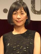 映画『図書館戦争 THE LAST MISSION』の完成披露舞台あいさつに出席した西田尚美 (C)ORICON NewS inc.