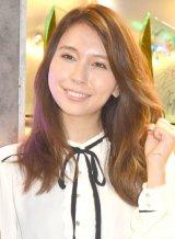 NHKワールドTV『J-MELO』の10周年突入取材会に出席したMay J. (C)ORICON NewS inc.