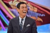 9月18日放送、ABC・テレビ朝日系『明石家さんまのコンプレッくすっ杯』で自身の離婚会見秘話を語る明石家さんま(C)ABC