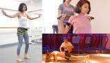 話題のフィットネスサービスで、いろんなジャンルのスポーツに挑戦したモデルの浅野美奈弥さん (C)oricon ME inc.