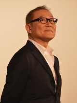 『進撃の巨人 ATTACK ON TITAN エンド オブ ザ ワールド』初日舞台あいさつに登壇した國村隼 (C)ORICON NewS inc.