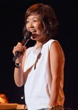 約42年ぶりにデビュー曲「赤い風船」を生披露した浅田美代子 (C)ORICON NewS inc.