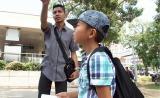 子どもたちのひと夏の冒険と世界各地で頑張るお父さんとの再会を追ったドキュメンタリー(C)テレビ東京