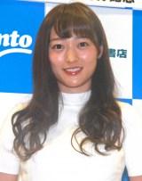 「電車で来ても顔がバレない」と明かしたNMB48・小谷里歩 (C)ORICON NewS inc.