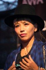 『ULTRA JAPAN 2015』に来場したMINMI(写真:片山よしお)