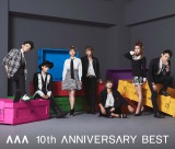 AAAの10周年記念ベストアルバム『AAA 10th ANNIVERSARY BEST』が初登場1位を獲得
