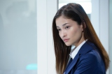 9月22日スタート、NHK・ドラマ10『デザイナーベイビー』主演の黒木メイサ。妊娠8ヶ月の刑事を主人公に、生殖医療の最前線に切り込む禁断のクライム・エンターテイメント(C)NHK