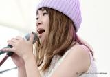 杉恵ゆりか=19日、『イナズマロック フェス 2015』・風神ステージ