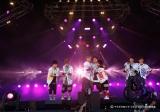 初登場の超特急(20日、『イナズマロック フェス 2015』雷神ステージ)