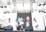 Doll☆Elements(20日、『イナズマロック フェス 2015』風神ステージ)