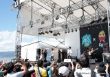 Shout it Out(20日、『イナズマロック フェス 2015』風神ステージ)