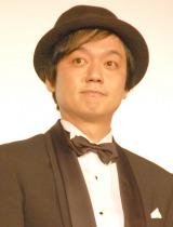 映画『探検隊の栄光』の完成披露舞台あいさつに出席したななめ45°の岡安章介 (C)ORICON NewS inc.