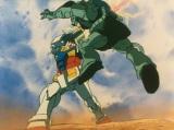 シリーズ第1作『機動戦士ガンダム』場面写真(C)創通・サンライズ