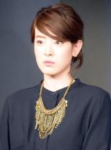 舞台『MORSE-モールス-』の制作発表会に出席した水上京香 (C)ORICON NewS inc.