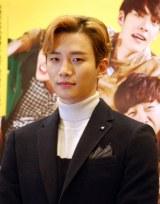 映画『二十歳』で初主演を果たした2PMのジュノ