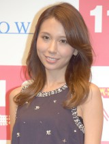 『TOUCH!WOWOW2015』記者会見に出席したMay J. (C)ORICON NewS inc.
