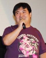 """アイドル女優をエロく見せることにも長けた""""タブー知らず""""井口昇監督 (C)ORICON NewS inc."""
