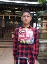 """ジャイアント白田の記録を破った""""新人""""鈴木隆将(C)テレビ東京"""