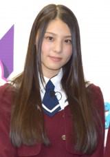 お笑い番組での初MCに意気込みを見せた乃木坂46の相楽伊織 (C)ORICON NewS inc.