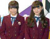 会見には(左から)秋元真夏、中田花奈も出席 (C)ORICON NewS inc.