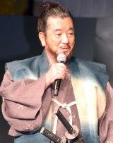 15年ぶり演技に感慨深げだった加山雄三 (C)ORICON NewS inc.